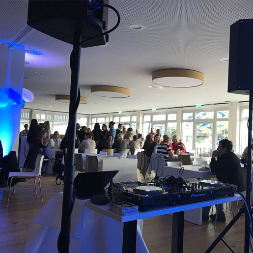 Ravensburger Afterworkparty mit DJ