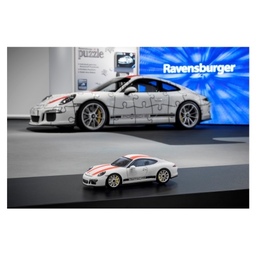porsche 911 r 3d puzzle porsche car. Black Bedroom Furniture Sets. Home Design Ideas